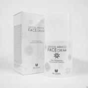 Mizon Crystal Miracle Face Cream 50ml Whitening Brightening Moisturising Milky
