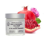 Amphora Rose and Pomegranate Face Cream