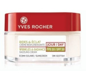 Yves Rocher Rides & Eclat Wrinkles & Radiance Dazzling Day Cream SPF 20, 50 ml
