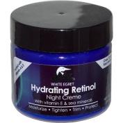 Hydrating Retinol Night Creme White Egret INC 60ml Cream