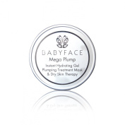 Babyface MEGA PLUMP - Instant Hydration Treatment for Dry, Dull Skin. Glowing Healthy Skin!
