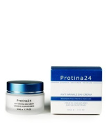 Protina 24 Anti Wrinkle Day Cream - Protein Enriched Regenerating Formula 50ml