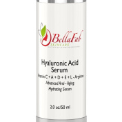 Best Skin Care Hyaluronic Acid Serum. Potent Anti Ageing Serum . Best Anti Wrinkle Serum . Instant Face Lift In A Bottle. Scientifically Proven To Moisturise, Hydrate, Slow Down The Signs Of Ageing And Reduce Wrinkles. 20Z Sized Bottle. Comes With 90 D ..