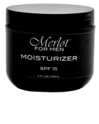 Merlot For Men Moisturiser with SPF 15