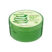 Nature Republic New Soothing Moisture Aloe Vear GEL 92% 300ml Korean Cosmetics