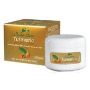 Nature's Secret Turmeric Golden Cream Bright Skin Golden Glow Curcuma Longa 50ml