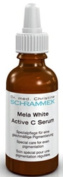 Dr. Schrammek Mela White Serum C - 50 Ml - Pro Size - Special Skin Care for an Even Pigmentation -For a Radiant and Even Complexion.