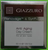 GIAZZURO Renovage & Syn-Coll Anti Ageing Day Cream 50ml 1.69 fl. Oz