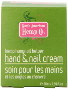 North American Hemp Co. Hemp Hangnail Helper Hand and nail cream, 50ml Bottles