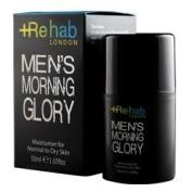 Rehab London Men's Morning Glory Moisturiser 50ml