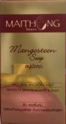 Maithong Herbal Mangosteen Soap Natural Acne & Rash Protection