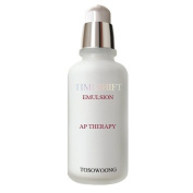 [Tosowoong]Time shift emulsion 150ml/Natural emulsion/Galactomyces/Bifida ferment lysate/White/cosmetics