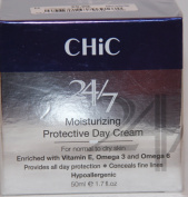 Chic 24/7 Moisturising Protective Day Cream 50ml