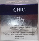 Chic 24/7 Moisturising Protective Day Cream 50ml