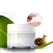 DR.MJ Real Mucin Restore Korea Snail Cream 50 ML. [Get Free Tomato Facial Mask]
