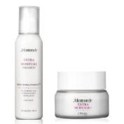 AmorePacific _ Mamonde, Extra moist moisturising care lotion and cream set