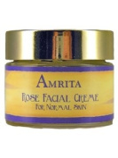 Amrita Aromatherapy - Rose Facial Creme for Normal Skin