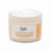 Swisspers Supreme Exfoliating Pads formulated with Jojoba 24 ea