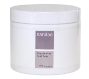 Sanitas Skin Care Brightening Peel Pads 50 pads