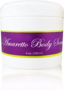 Be Natural Organics Amaretto Body Scrub 4oz