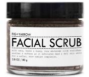 FIG+YARROW Organic Facial Scrub - 80ml