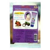 Isme Mangosteen Apricot Facial Scrub Whitening Detox Remove Blackhead Black Head Amazing of Thailand