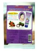 Isme Mangosteen Apricot Facial Scrub Whitening Detox Remove Blackhead Black Head Product of Thailand
