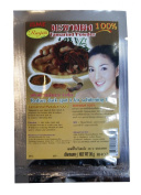 Isme Rasyan Tamarind Powder Reduce Dark Spot & for Whitening Face 20 G.