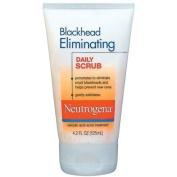 Neutrogena Deep Clean Blackhead Eliminating Daily Scrub-120ml