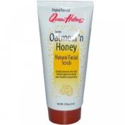 Queen Helene Natural Facial Scrub, Oatmeal n Honey, 180ml