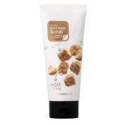 [TheFaceShop] Smart Peeling Honey Black Sugar Scrub 120ml