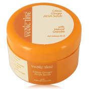 Vedic Line Citrus Ginger AHA Scrub with Natural Granules 65ml
