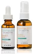 20% Vitamin C E Serum & Vitamin C Facial Toner- Treatment Set
