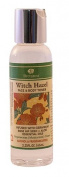 Witch Hazel ALCOHOL FREE Face & Body Toner Infused with Geranium Rose Hip Seed Aloe Essential Oils 70ml