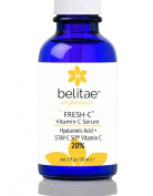 Best Vitamin C Serum for Face with 20% Vitamin C + Hyaluronic Acid - Helps Fades Age Spots, Brighten Skin Tone and Smooth Wrinkles for Younger Looking Skin - A Gentle But Highly Effective Vitamin C Serum - Get Results Today!