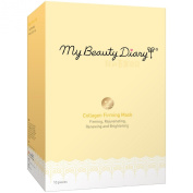 My Beauty Diary Firming Mask, Collagen, 10 Count