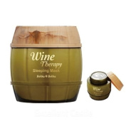 Holika Holika Wine Therapy Sleeping Mask #2 White Wine 120ml