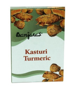 Kasturi Turmeric Herbal Powder - 100g - LOT X 3