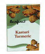 Kasturi Turmeric Herbal Powder - 100g - LOT X 3