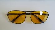 Night Vision Goggles Sunglasses Driving Glasses Anti-vertigo Driving Glasses New