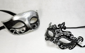 New Couple Lover Mask Mardi Gras Venetian Halloween Ball Prom Masquerade Mask