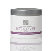 """There was a time when the """"mud pack"""" was available only to the elite who could afford to visit the world's ritziest spas. All that's changed. Now, our Detox Clay Mask is considered an important step in drawing out harmful chemicals stuck inside PORES, .."""