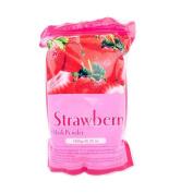 Huini Peel Off Whitening Smoothing & Smoothing Moisturising Strawberry Elastic Soft Mask Powder 1040ml for All Type of Skin