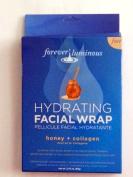 My Spa Life Forever Luminous Hydrating Facial Wrap (Contains 3 Facial Wraps) Honey + Collagen 70ml