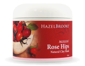 Ageless Rose Hips Natural Clay Mask