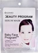 Beauty Buffet Scentio Beauty Programme Serum Mask Baby Face Programme 1 pcs.