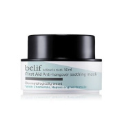 belif, First Aid - Anti-hangover Soothing Mask (50g, gel type, soothing...