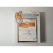 Blumei Vita Whitening Hydra Mask_27g x 10pcs
