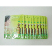 Cellio Extra Soothing Essential Mask_Green Tea_10 sheets