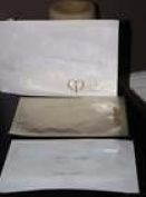 cle de Peau Intensive Brightening Mask, DLX Travel size, Mask 1 & 2, One Use NEW in Box